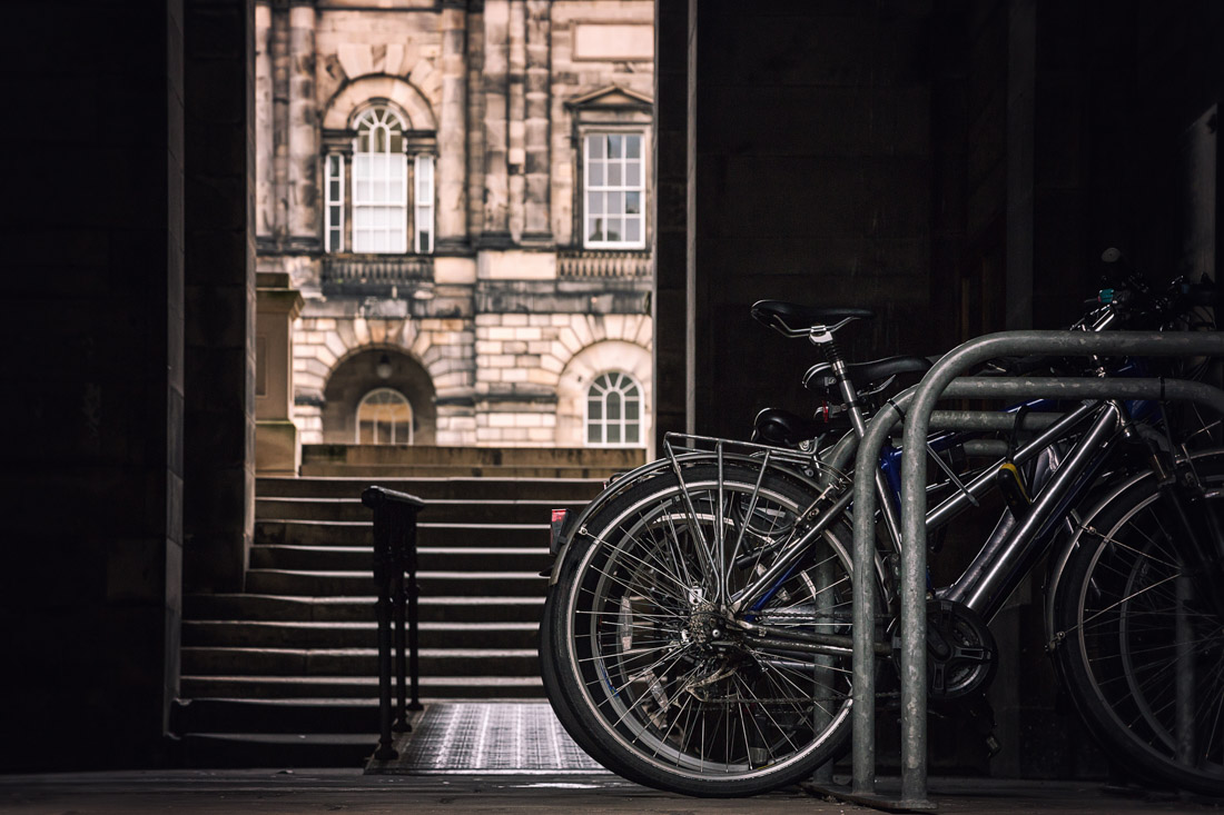 Edinburgh University Building College