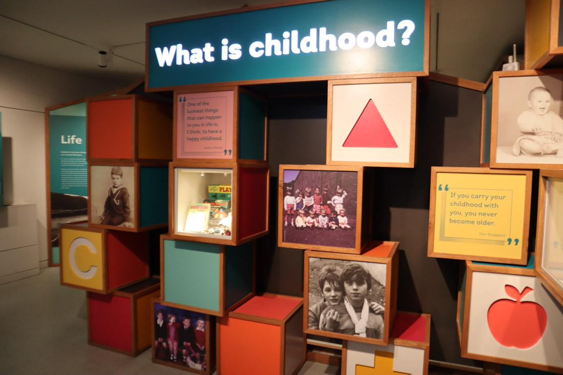 Childhood Museum in Edinburgh