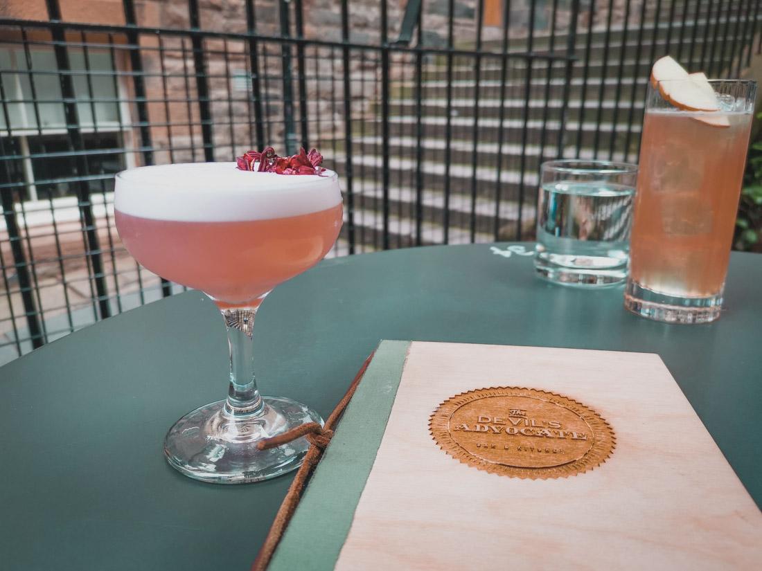 Devils Advocate Edinburgh Pub