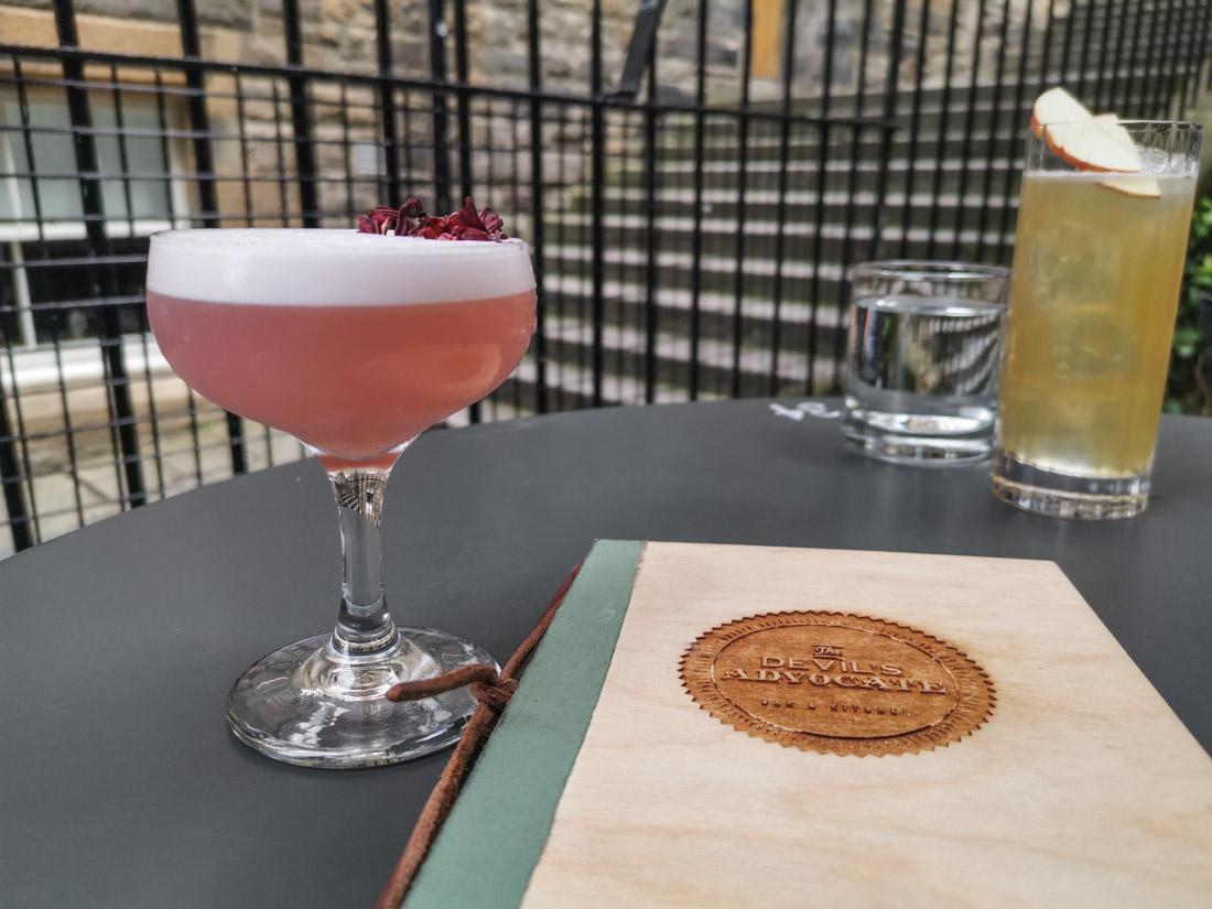 Devils Advocate Pub Edinburgh
