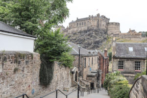 Free things to do in Edinburgh The Vennel