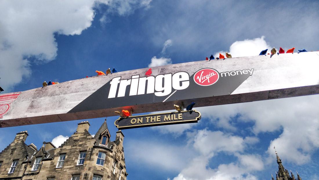 Edinburgh Festival Fringe On the Mile