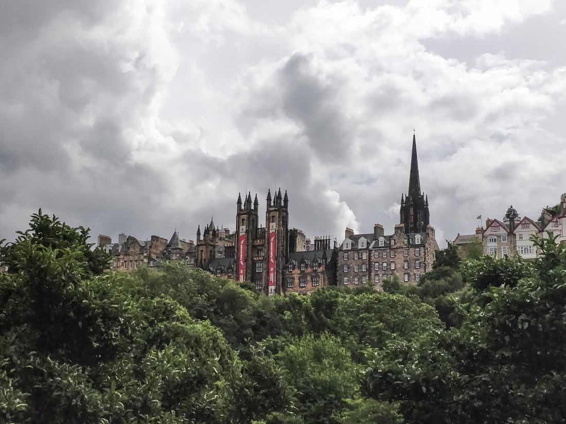 Edinburgh Festival Fringe Rain Mound Assembly Rooms
