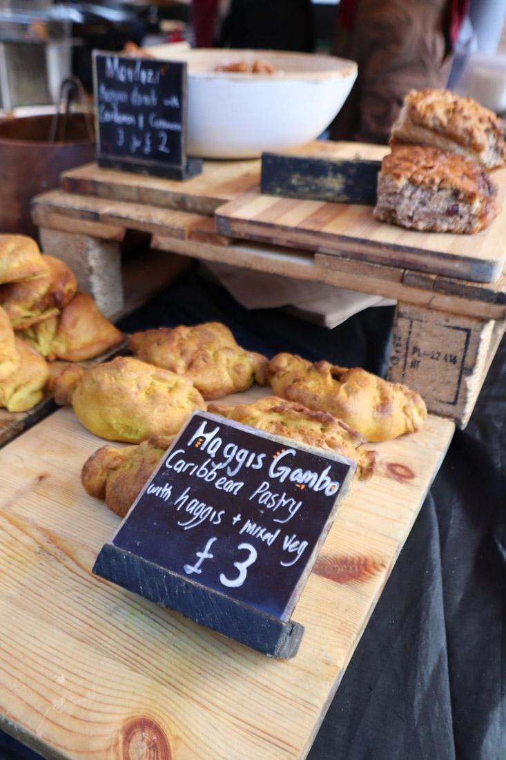 Grassmarket Market Food Edinburgh