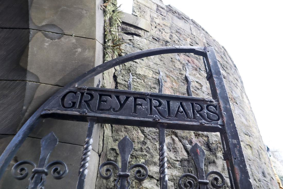 Greyfriars Kirk Edinburgh