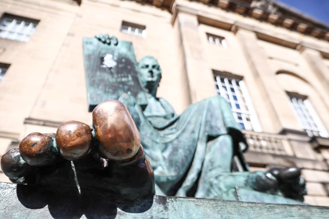 Humes Toe Edinburgh Royal Mile Edinburgh