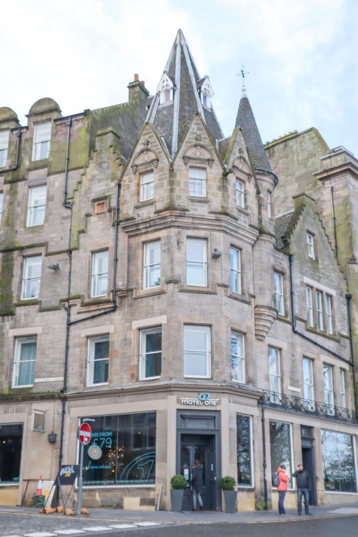 Motel One Accommodation Edinburgh_