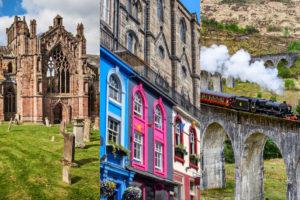 Movies Filmed in Edinburgh