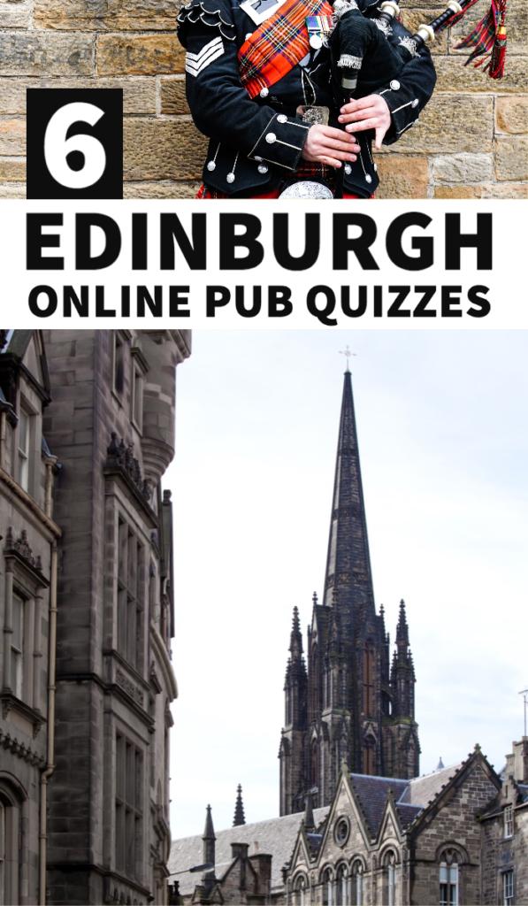 Online pub quiz, Edinburgh virtual pub quiz, online quiz ideas, trivia night, stay home, save lives, working from home, social distancing Edinburgh, Scotland, Edinburgh things to do, Edinburgh activities.