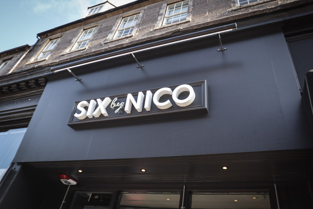 Six by Nico Edinburgh Food Pub