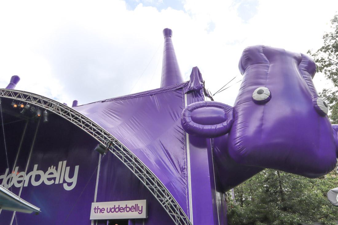 Udderbelly Edinburgh Festival Fringe_