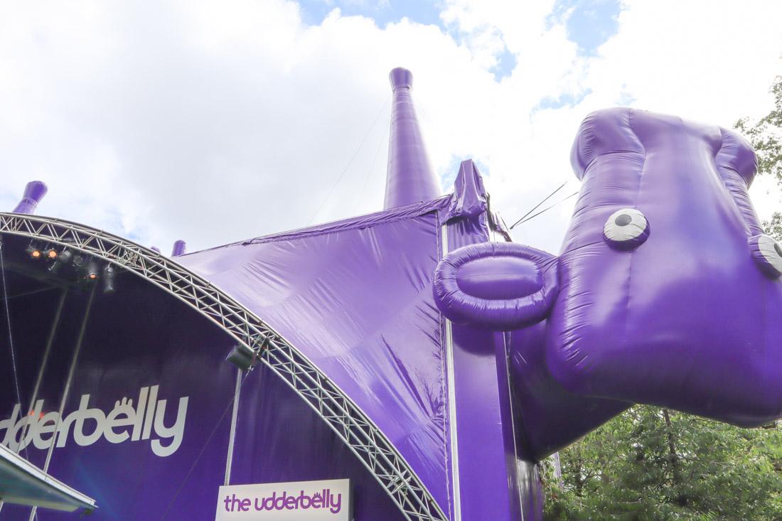 Uderbelly Festival Fringe Edinburgh