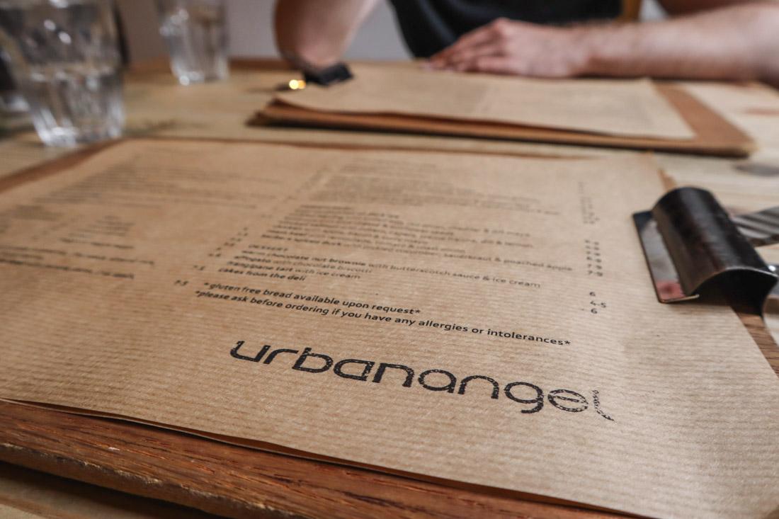 Urban Angel Food Edinburgh