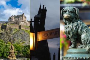 Virtual Tours of Edinburgh