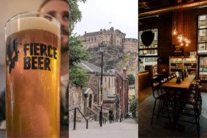 Craft Beer in Edinburgh