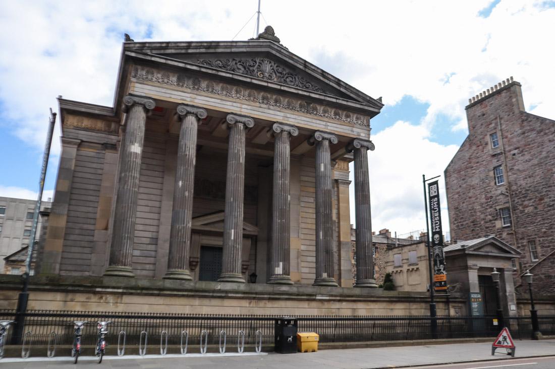 Edinburgh Surgeons Museum