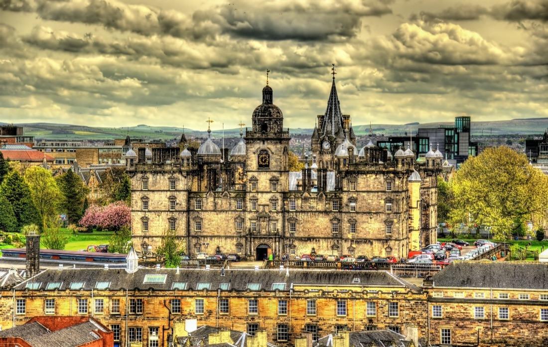 George Heriot's School Edinburgh Lauriston Place Harry Potter