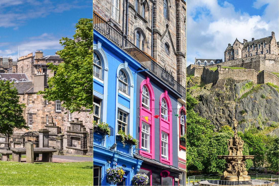 Harry Potter Sites in Edinburgh Scotland