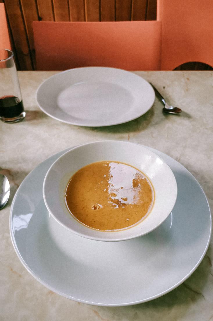 Lental Soup Food_