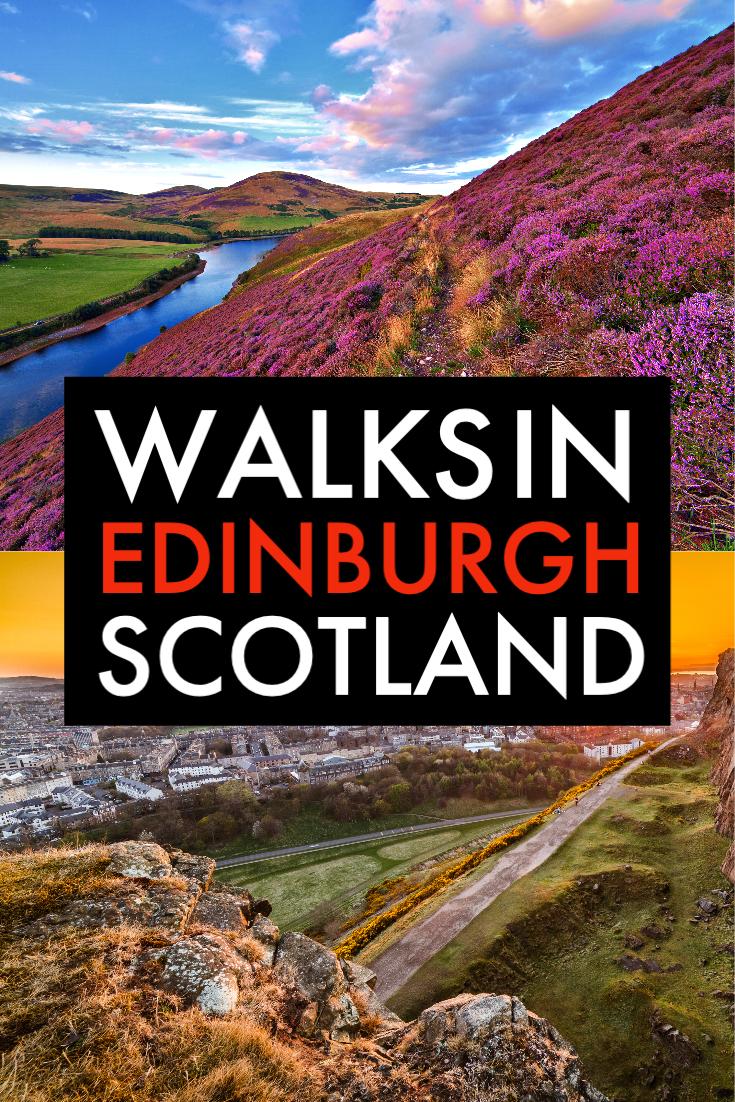 Walks in Edinburgh