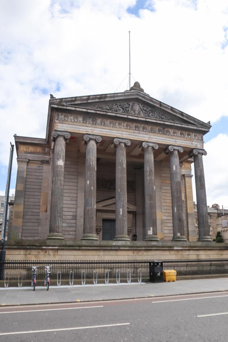 Surgeons Museum Edinburgh Museum
