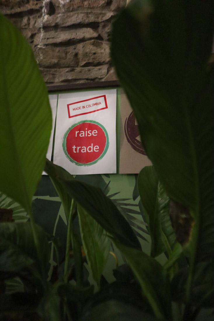 The Chocolatarium Raise Trade Tours on Royal Mile Edinburgh