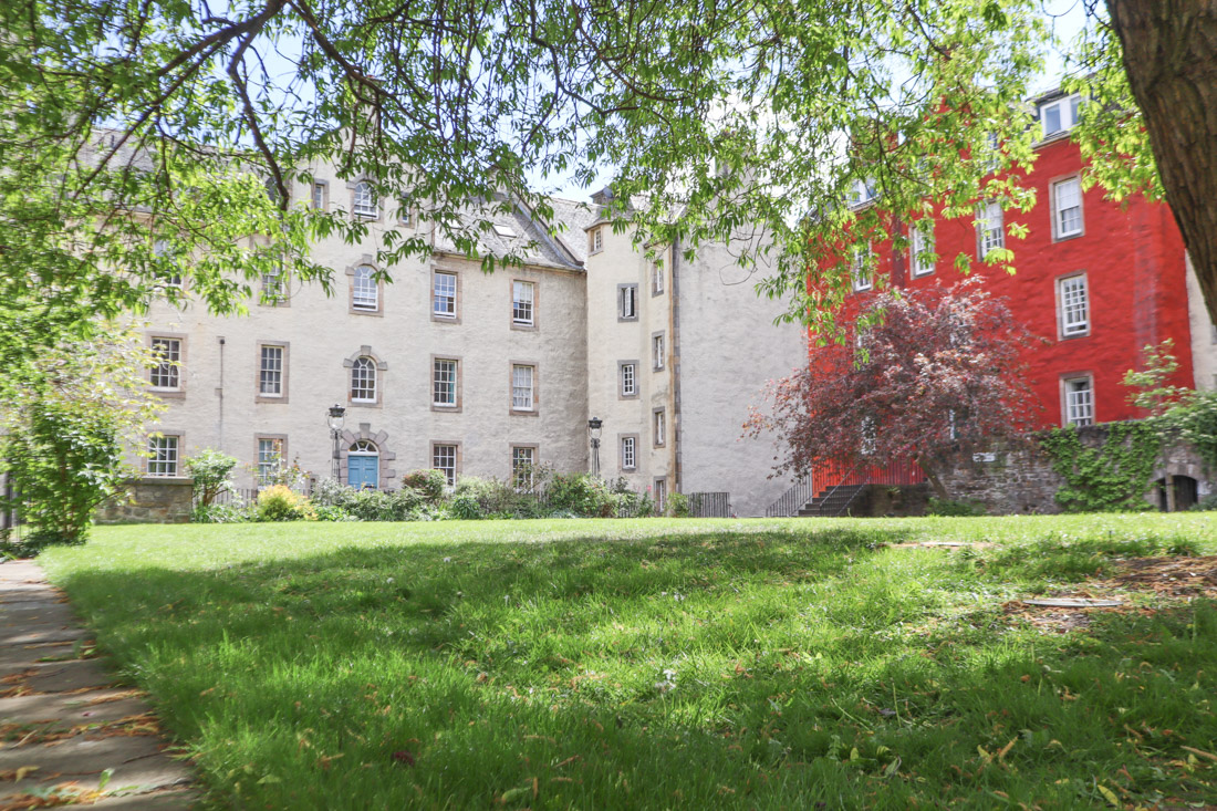 Chessels Court Garnden Royal Mile Edinburgh