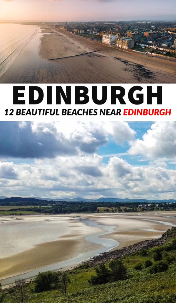 Edinburgh beaches, Portobello beach, beaches near Edinburgh, Edinburgh walks, unique things to do in Edinburgh, Edinburgh activities, Edinburgh itinerary, what to do in Edinburgh, Edinburgh in summer, Instagram spots in Edinburgh