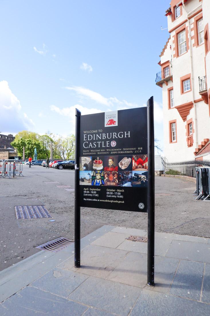Edinburgh Castle Castlehill Activities Edinburgh_