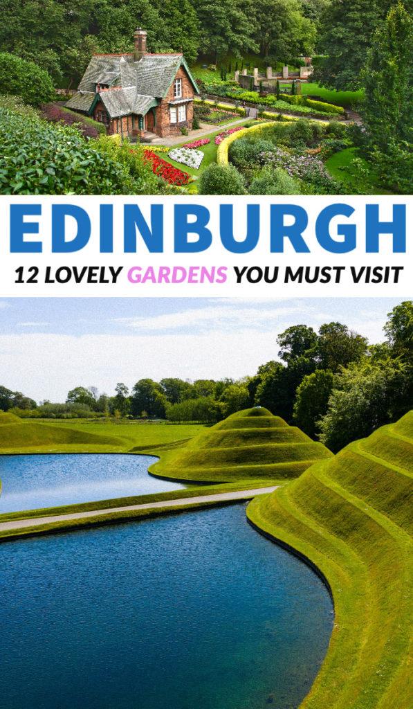 Lovely gardens in Edinburgh, Edinburgh Meadows, Princes Street Gardens, things to do in Edinburgh, what to do in Edinburgh, Edinburgh, Scotland, Edinburgh itinerary, Edinburgh attractions, Edinburgh festivals, Edinburgh travel, unique Edinburgh, cheap Edinburgh, budget Edinburgh