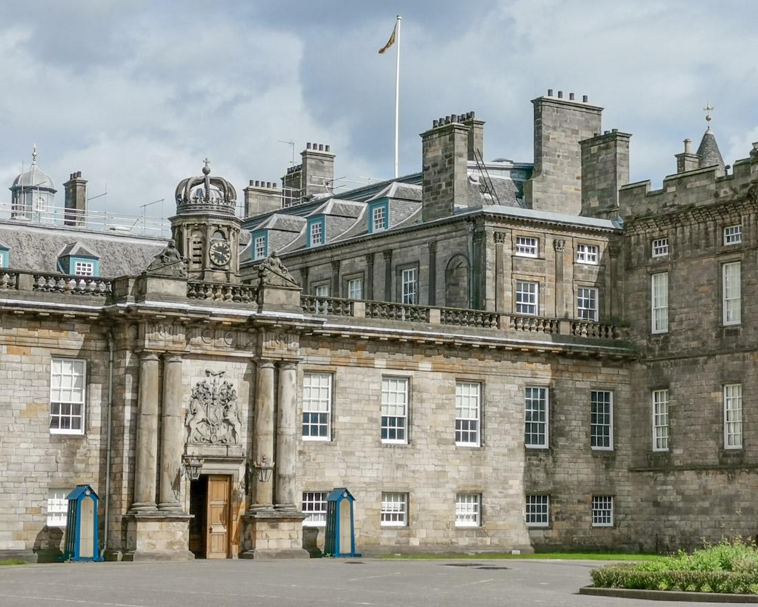 Holyrood Palace Scotland Edinburgh Activities_