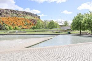 Holyrood Park Arthurs Seat Edinburgh Nature Hike