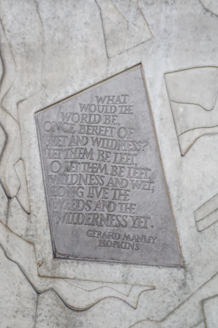 Scottish Parliament Poem Edinburgh