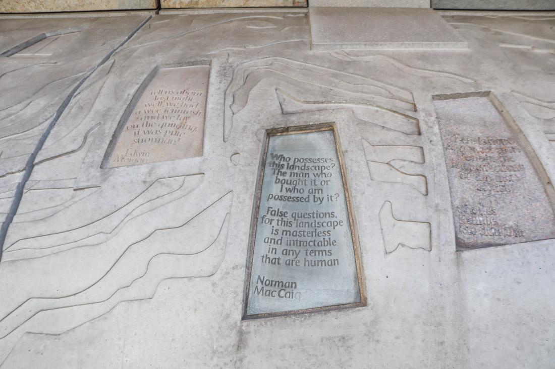 Scottish Parliament Quotes Edinburgh