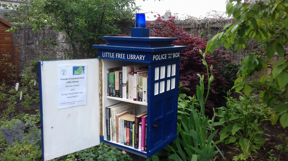 Starbank Park Library
