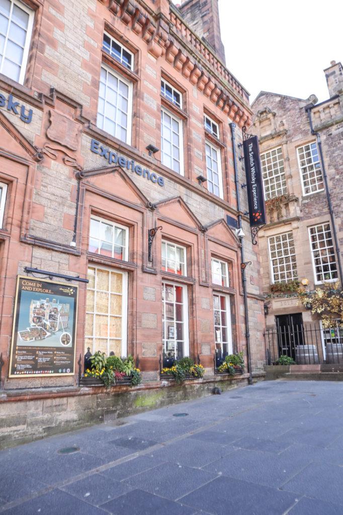Whisky Experience Activities Royal Mile Edinburgh Toilets