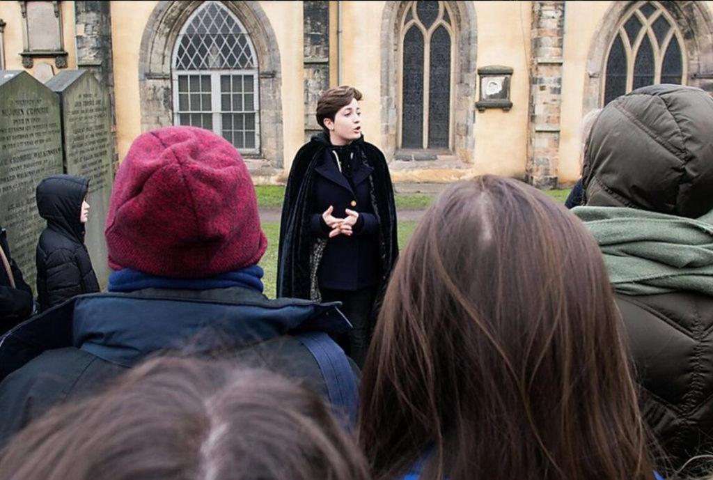 Harry Potter Trail Edinburgh Tours