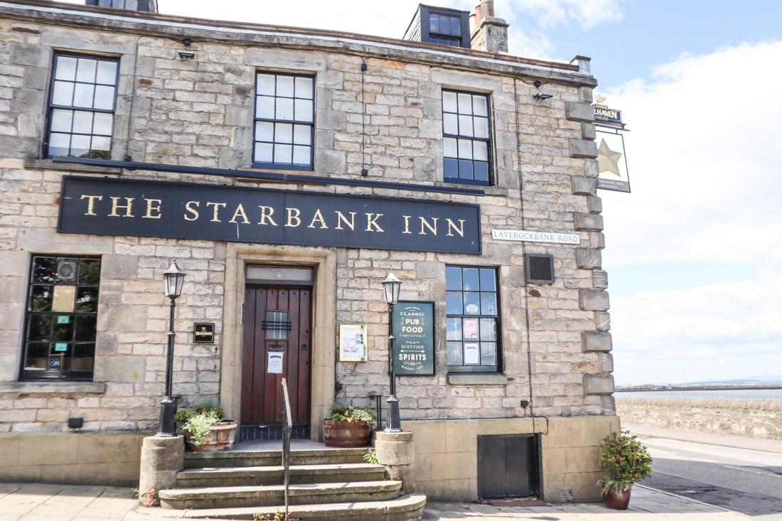 The Starbank Inn Pub Leith
