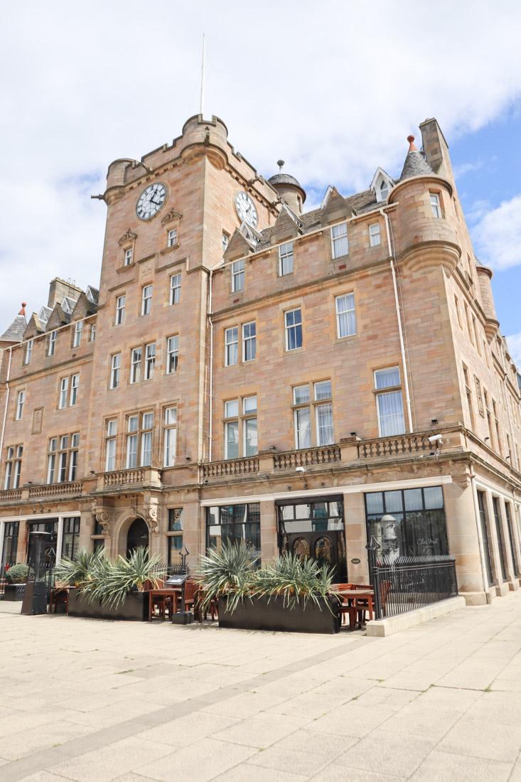 Malmaison Hotel Leith Edinburgh