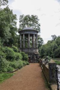 St Bernards Well Stockbridge