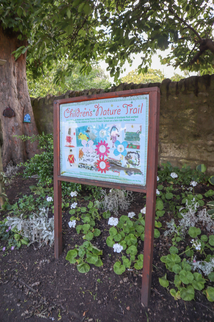 Starbank Park Nature Trail Children Nature_