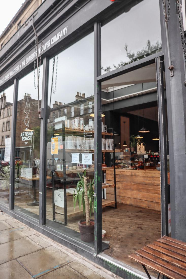 Artisan Roast Cafe Coffee Stockbridge Food_