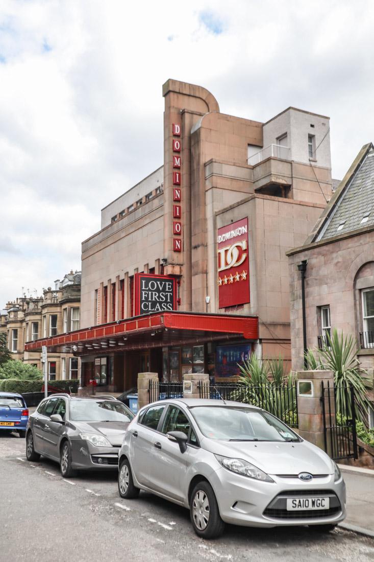 Dominion Cinema Morningside Edinburgh