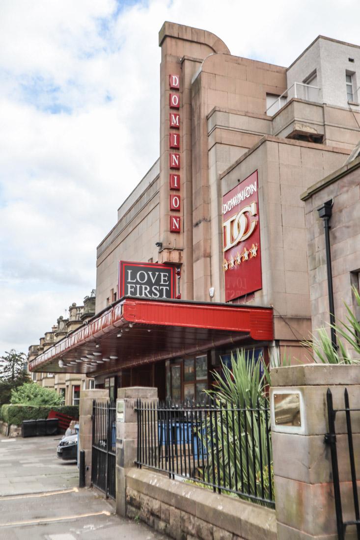 Dominion Cinema Morningside in Edinburgh