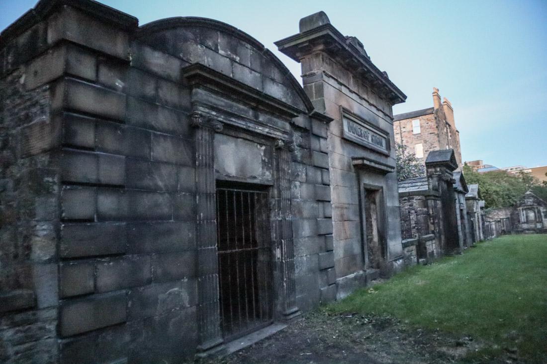 Greyfriars Kirk Conveynors Tour in Edinburgh