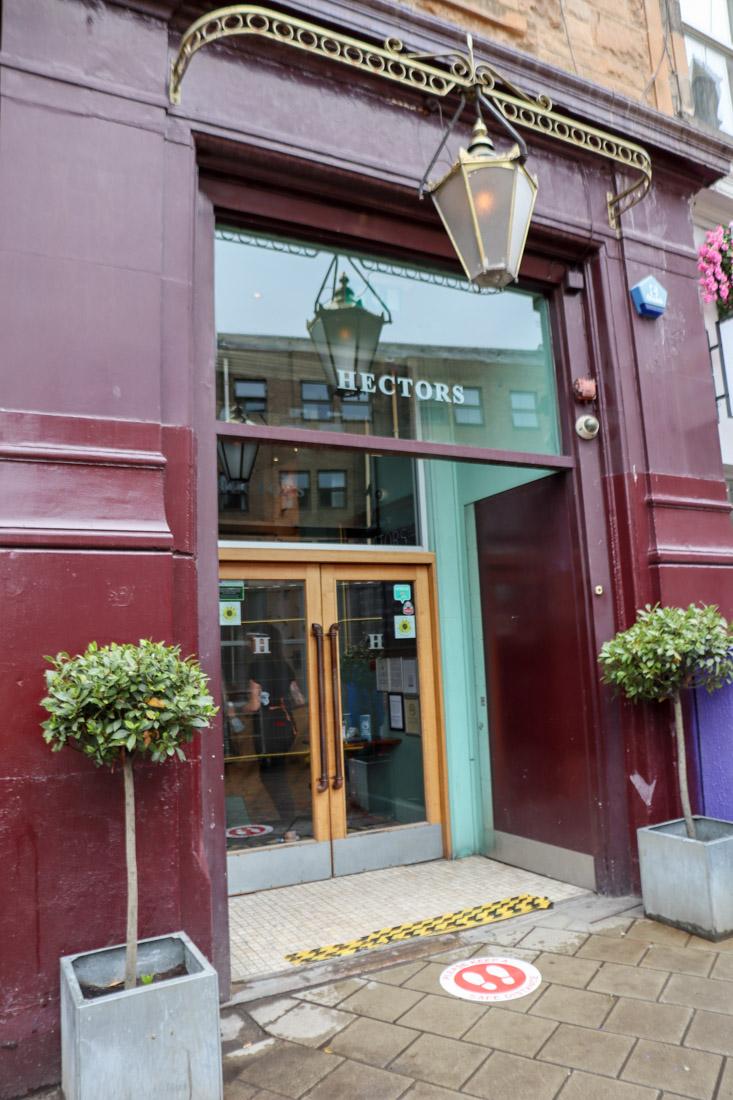 Hectors Pub Stockbridge and Food_
