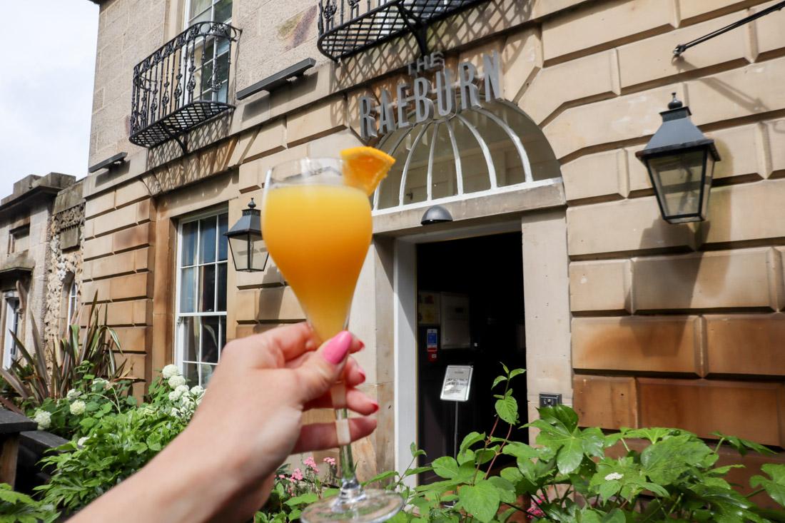 Stockbridge Cocktails The Raeburn Hotel and Pub and Food Edinburgh