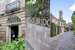 Stockbridge Hotels Edinburgh_