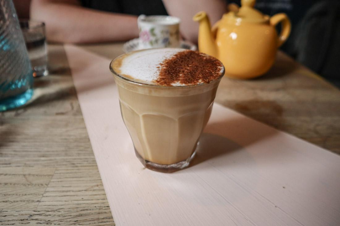 The Pantry Chai Tea Food Stockbridge Edinburgh_
