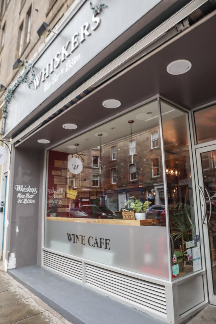 Whiskers Wine Cafe Stockbridge Food_